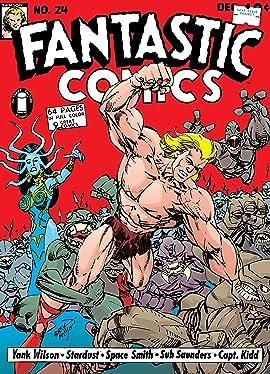 The Next Issue Project #1: Fantastic Comics #24