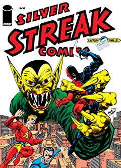The Next Issue Project #2: Silver Streak #24