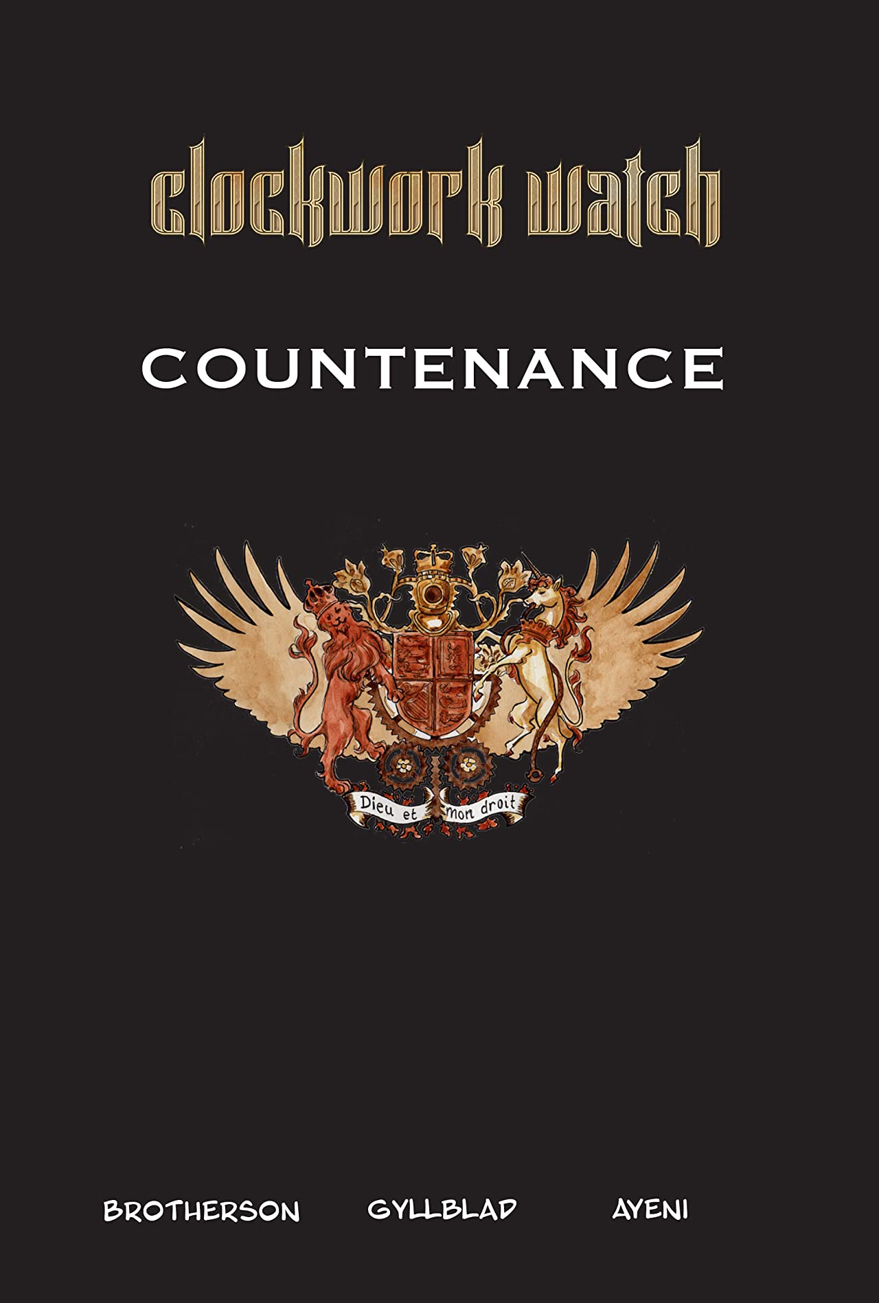 Clockwork Watch Vol. 6: Countenance