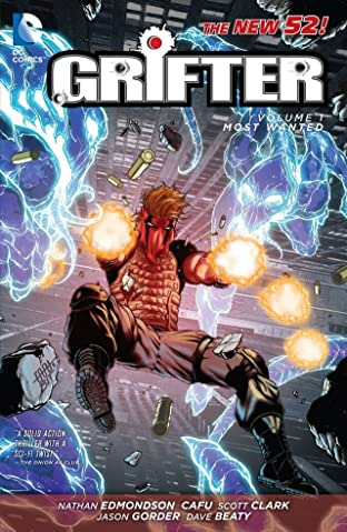 Grifter (2011-2013) Tome 1: Most Wanted