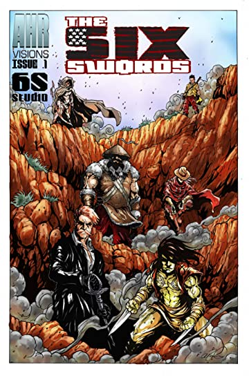 The Six Swords #1