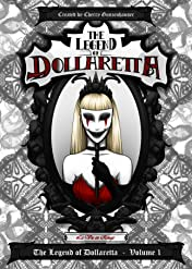 The Legend of Dollaretta Vol. 1