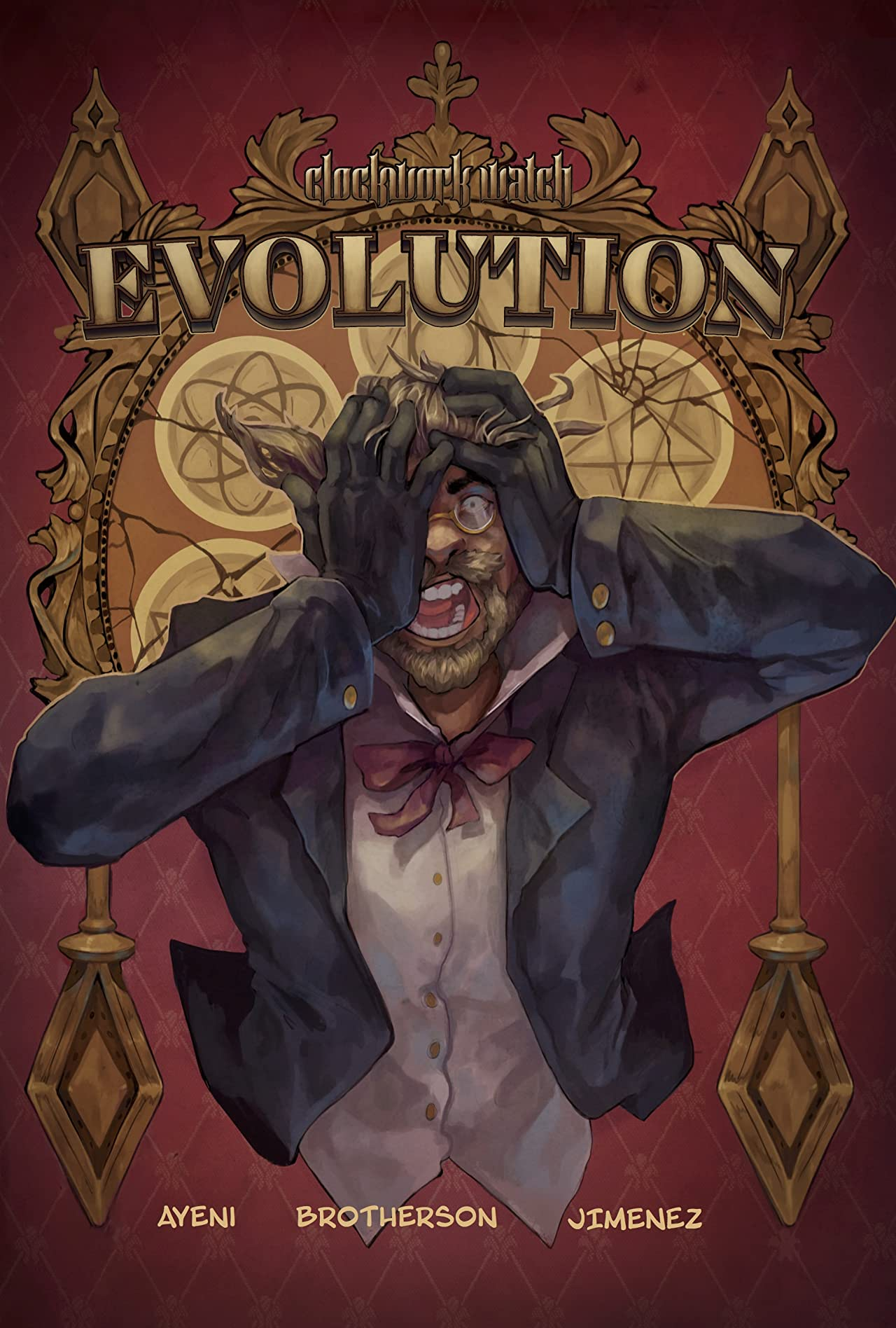 Clockwork Watch Vol. 7: Evolution