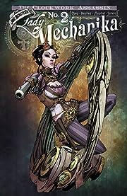 Lady Mechanika: The Clockwork Assassin #2