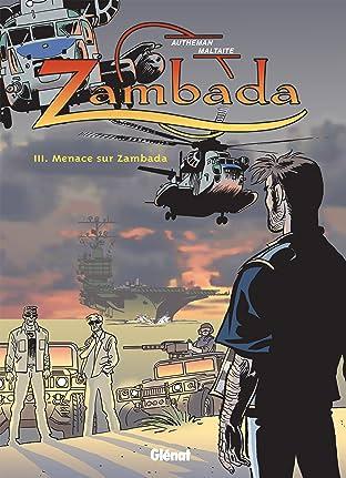 Zambada Vol. 3: Menace sur Zambada