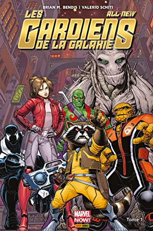 All-New Les Guardiens de la Galaxie Vol. 1: Empereur Quill