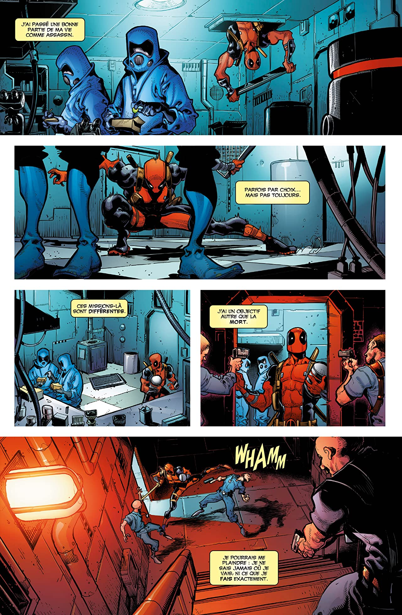 All-New Uncanny Avengers Vol. 1: Futur perdu