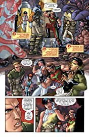 Legion of Super-Heroes (2011-2013) Vol. 1: Hostile World