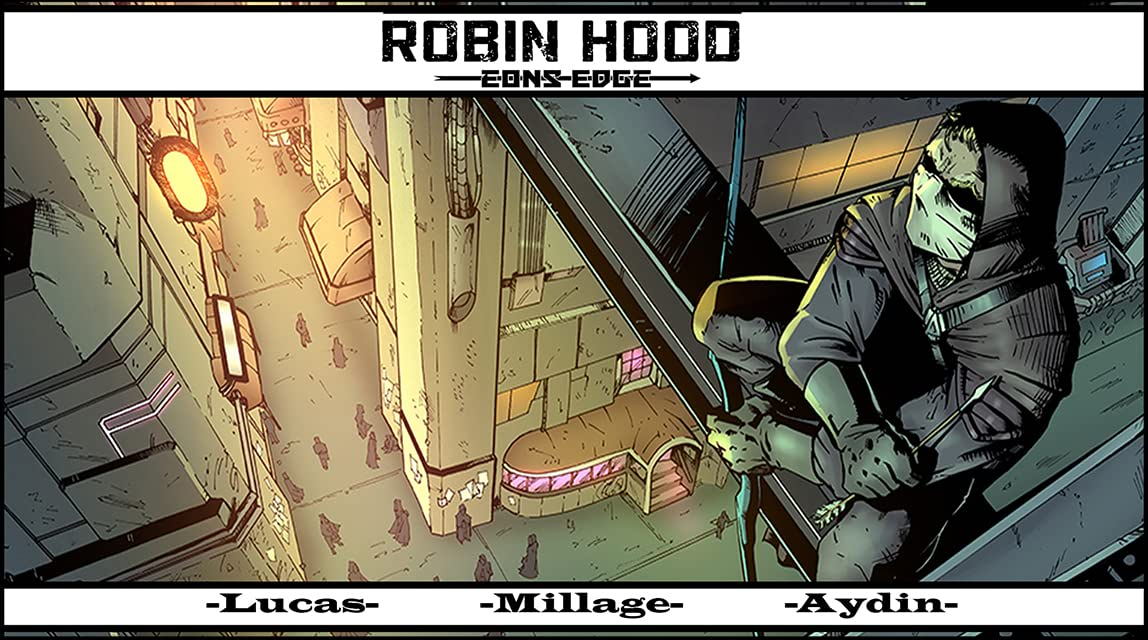 Robin Hood: Eons Edge One Shot