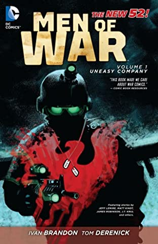 Men of War (2011-2012) Tome 1: Uneasy Company