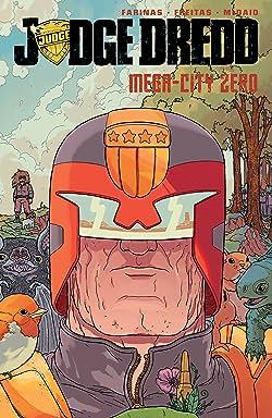 Judge Dredd: Mega-City Zero