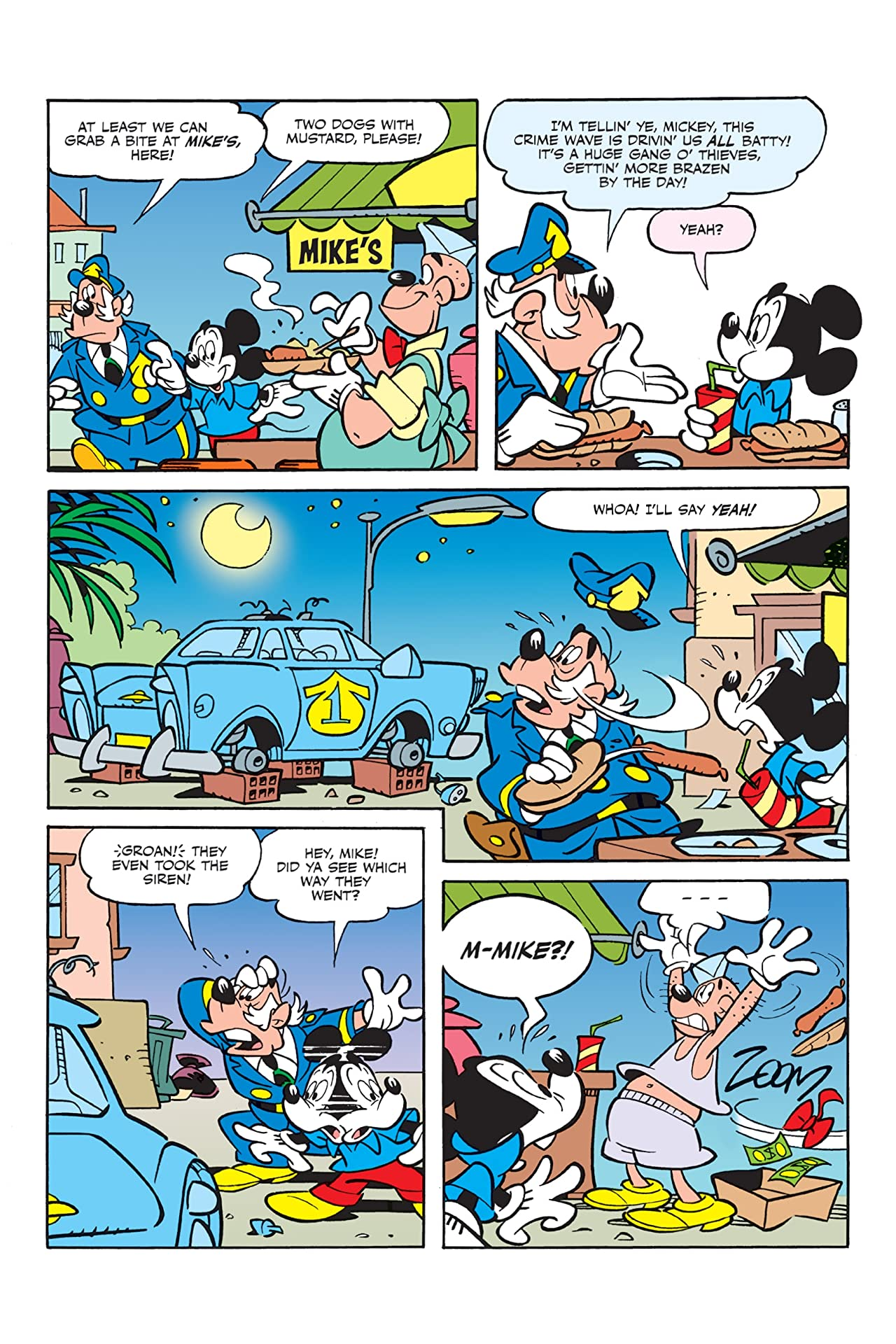 Mickey Mouse Vol. 7: The Magnificent Doublejoke