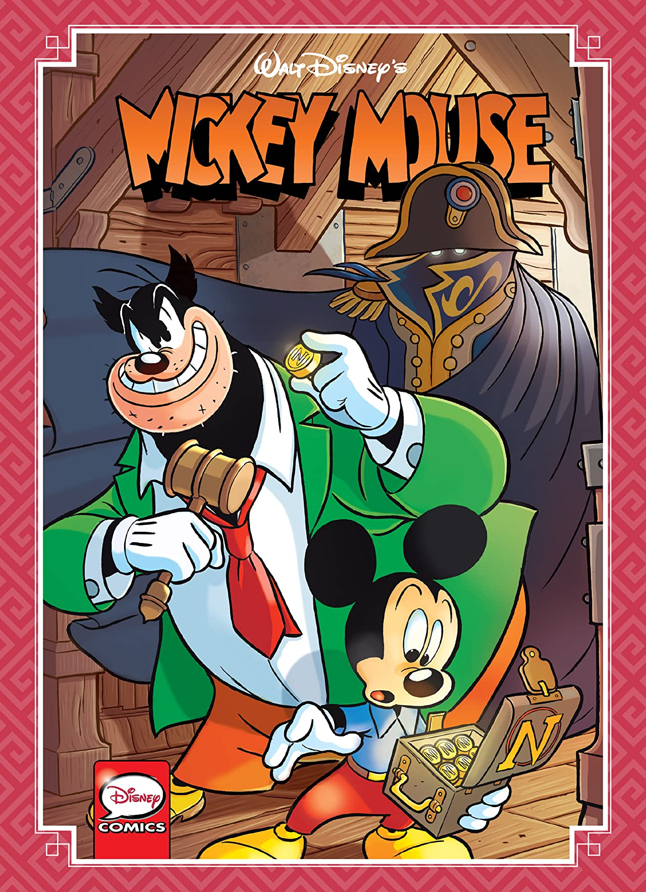 Mickey Mouse: Timeless Tales Vol. 3
