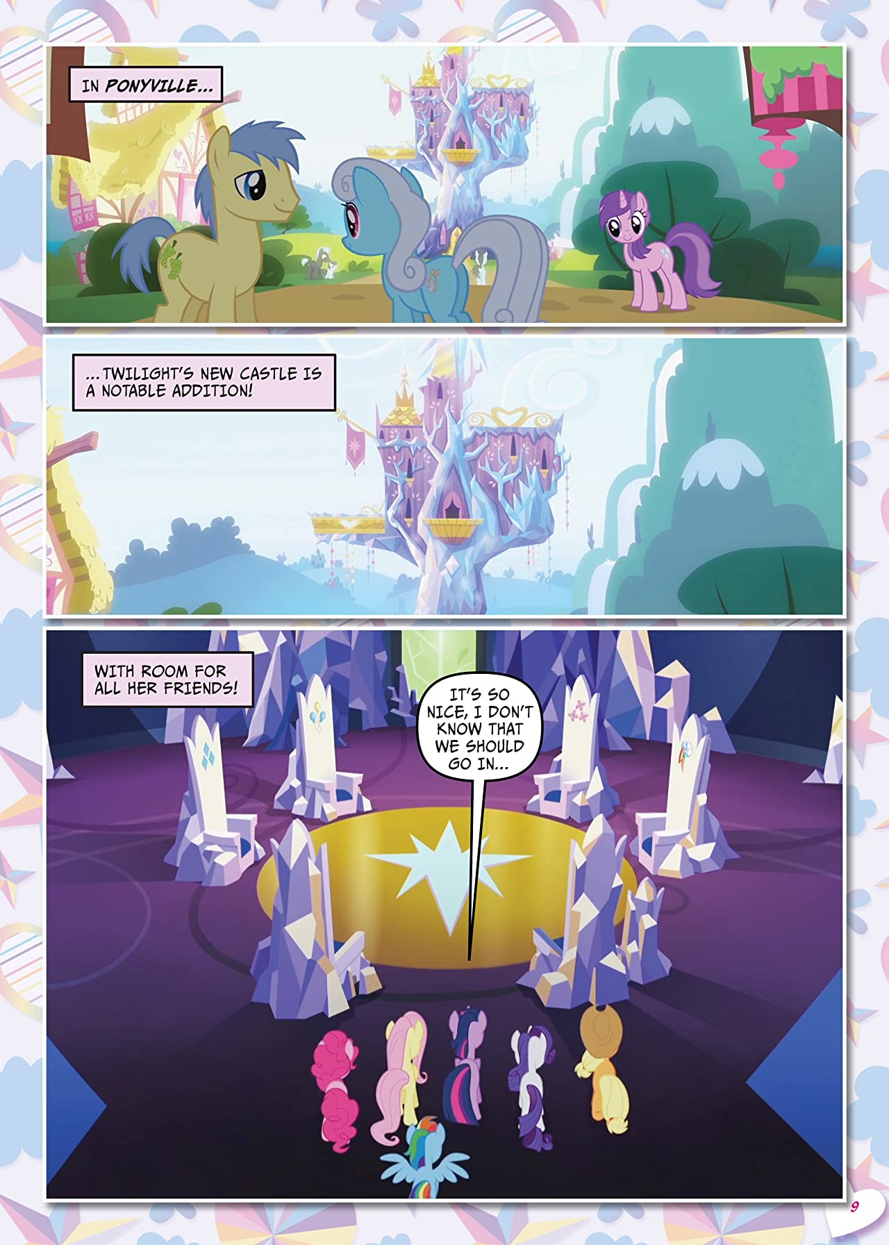 My Little Pony: The Cutie Map