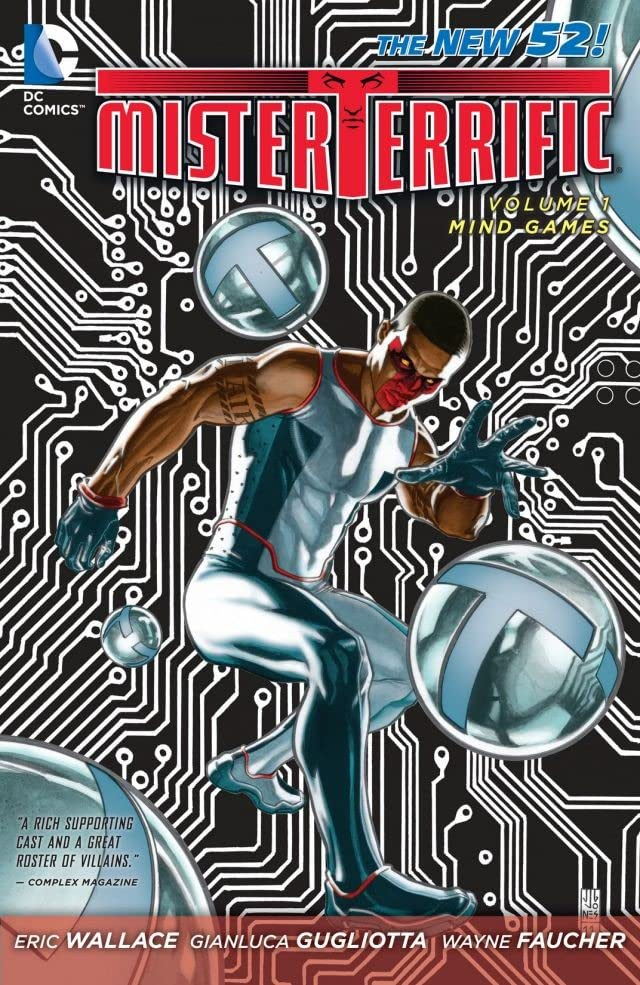 Mister Terrific (2011-2012) Vol. 1: Mind Games
