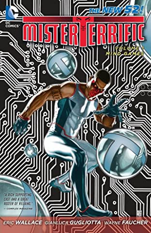 Mister Terrific (2011-2012) Tome 1: Mind Games