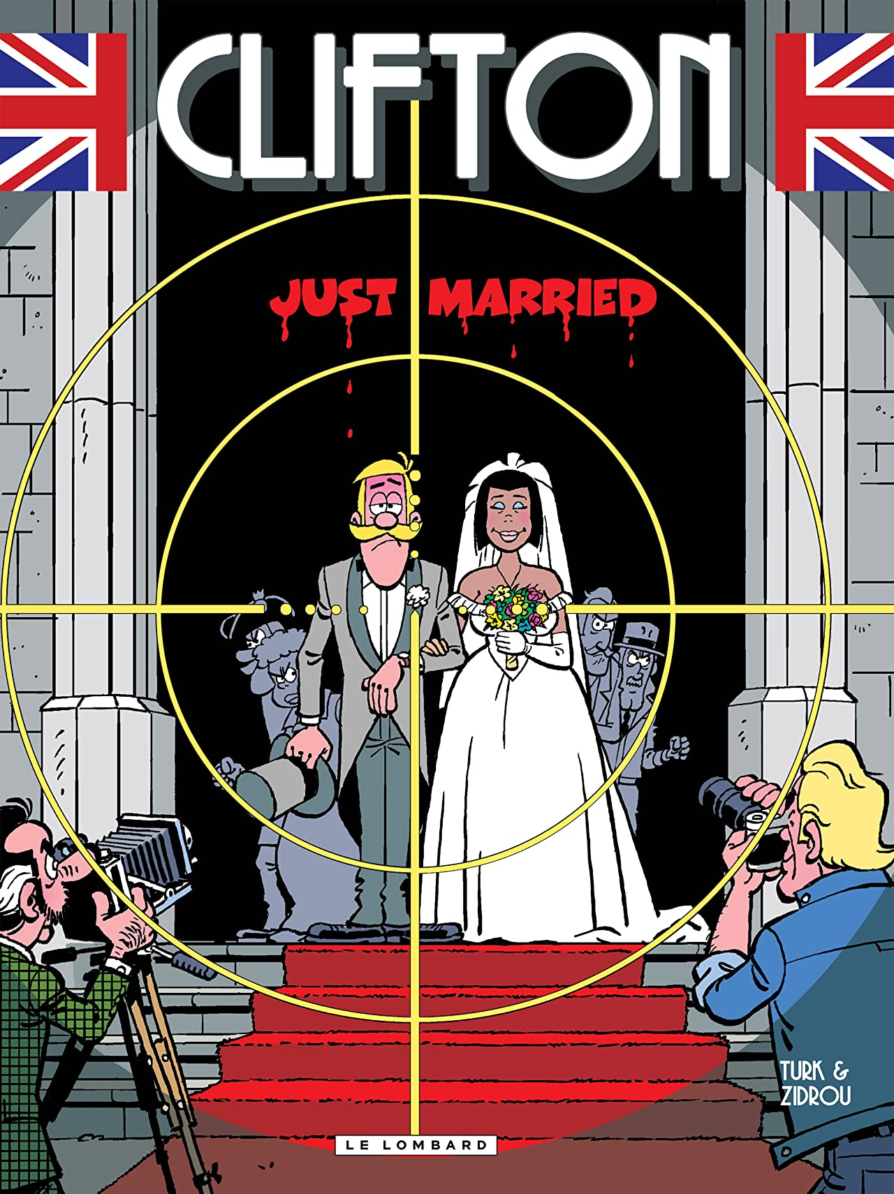 Clifton Vol. 23: Just Married