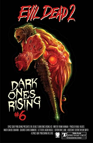 Evil Dead 2: Dark Ones Rising #6