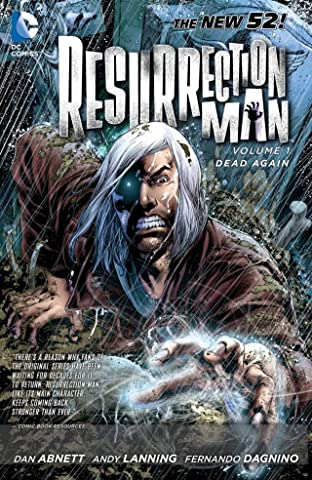 Resurrection Man (2011-2012) Tome 1: Dead Again