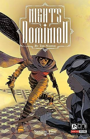 Night's Dominion: Season Two #2