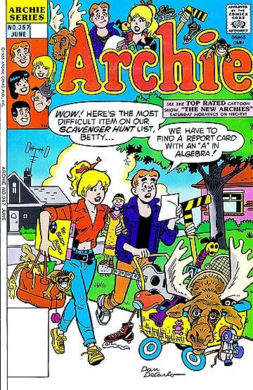 Archie #357