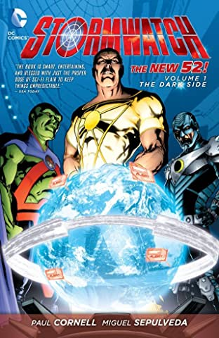 Stormwatch (2011-2014) Tome 1: The Dark Side