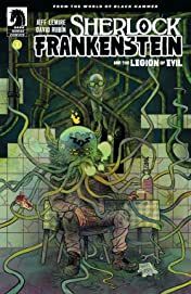 Sherlock Frankenstein & The Legion of Evil: From the World of Black Hammer No.2