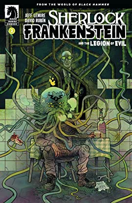 Sherlock Frankenstein & The Legion of Evil: From the World of Black Hammer #2