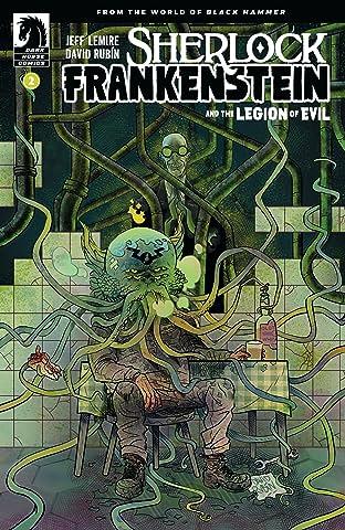 Sherlock Frankenstein & The Legion of Evil: From the World of Black Hammer #2