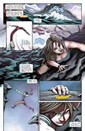 Tomb Raider: Survivor's Crusade #1