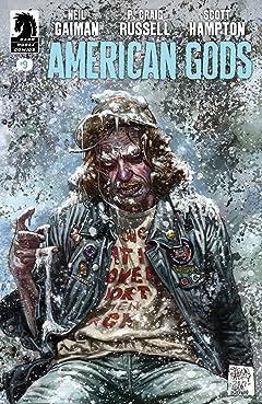 American Gods: Shadows No.9