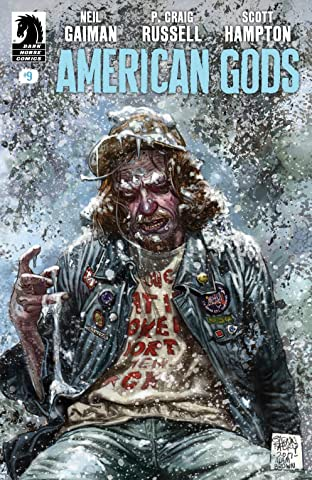 American Gods: Shadows No.9