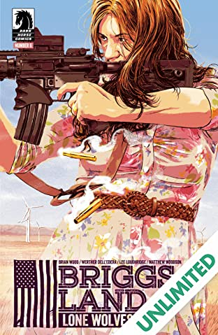 Briggs Land: Lone Wolves #6