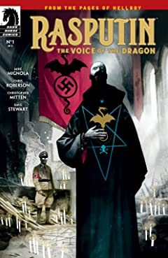 Rasputin: The Voice of the Dragon #1