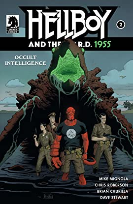 Hellboy and the B.P.R.D.: 1955--Occult Intelligence No.2