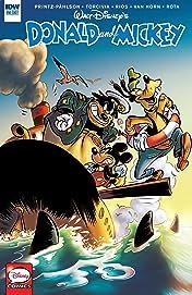 Donald and Mickey: Treasure Archipelago
