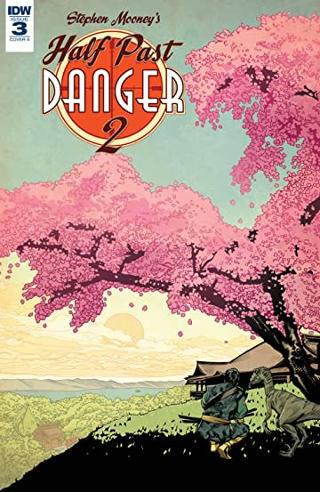 Half Past Danger II: Dead To Reichs #3 (of 5)