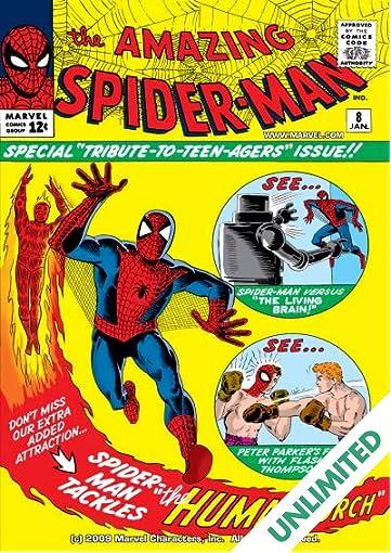Amazing Spider-Man (1963-1998) #8