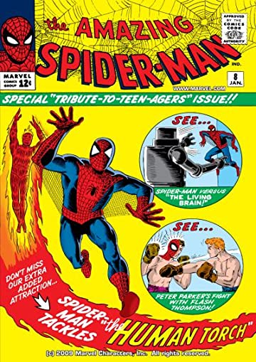 Amazing Spider-Man (1963-1998) #8
