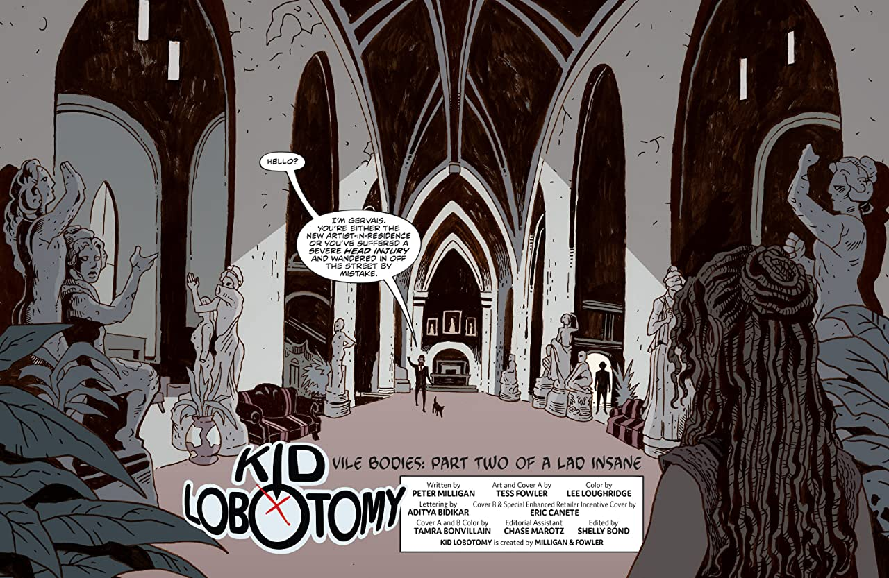 Kid Lobotomy #2