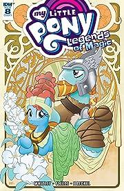 My Little Pony: Legends of Magic #8