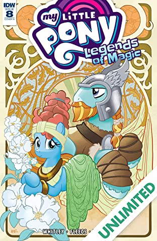 My Little Pony: Legends of Magic #8