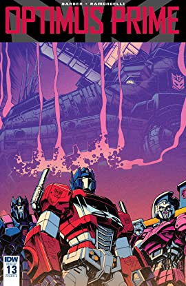 Optimus Prime #13