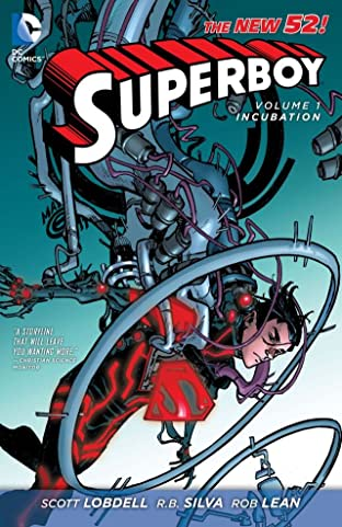 Superboy (2011-2014) Tome 1: Incubation