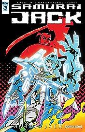 Samurai Jack: Quantum Jack #3 (of 5)