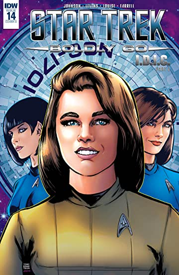 Star Trek: Boldly Go #14
