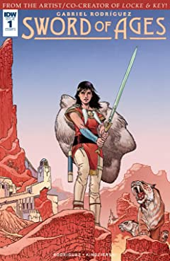 Sword of Ages #1 (of 5)