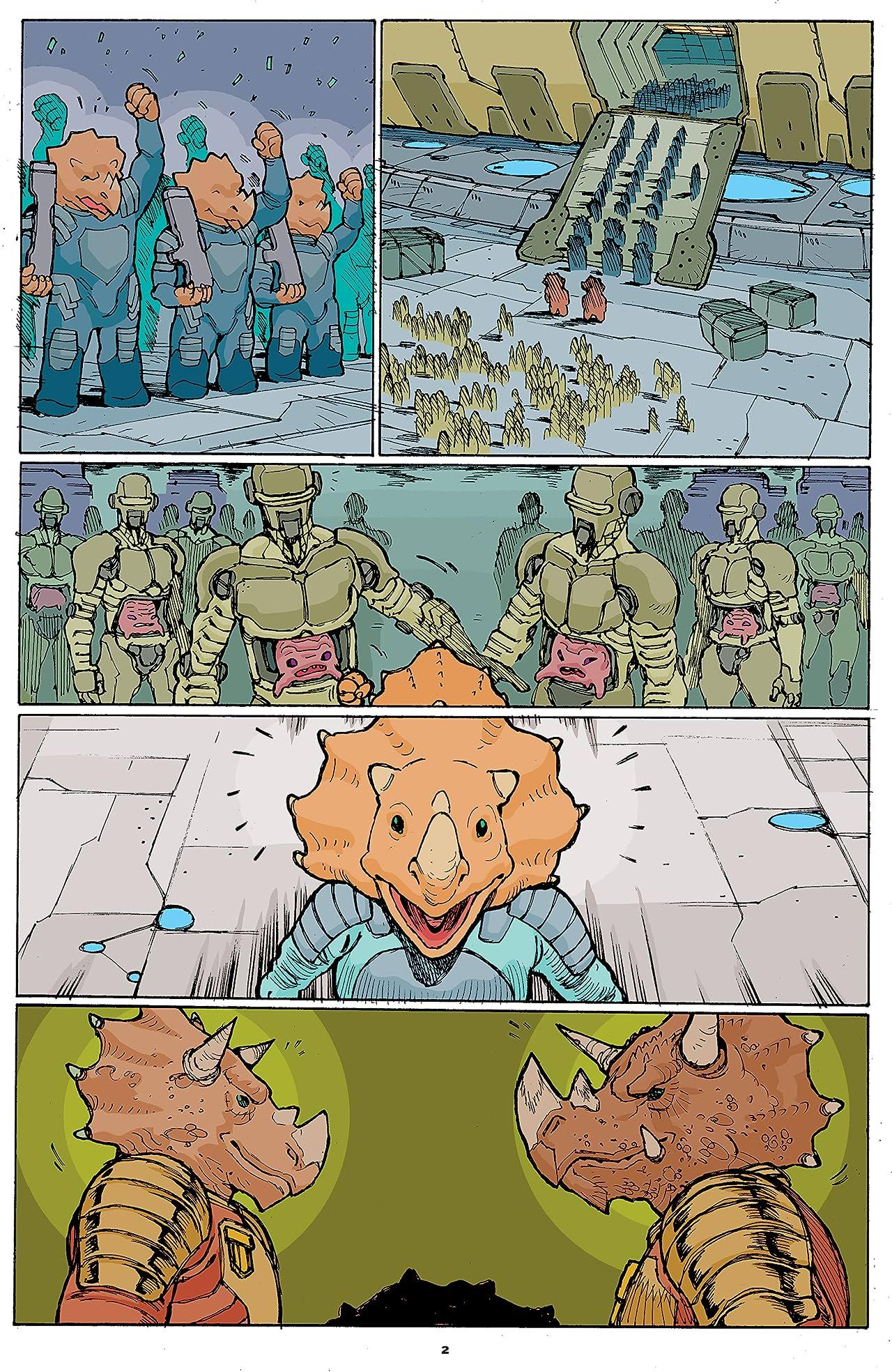 Teenage Mutant Ninja Turtles Universe #16