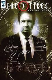 The X-Files: JFK Disclosure #2 (of 2)