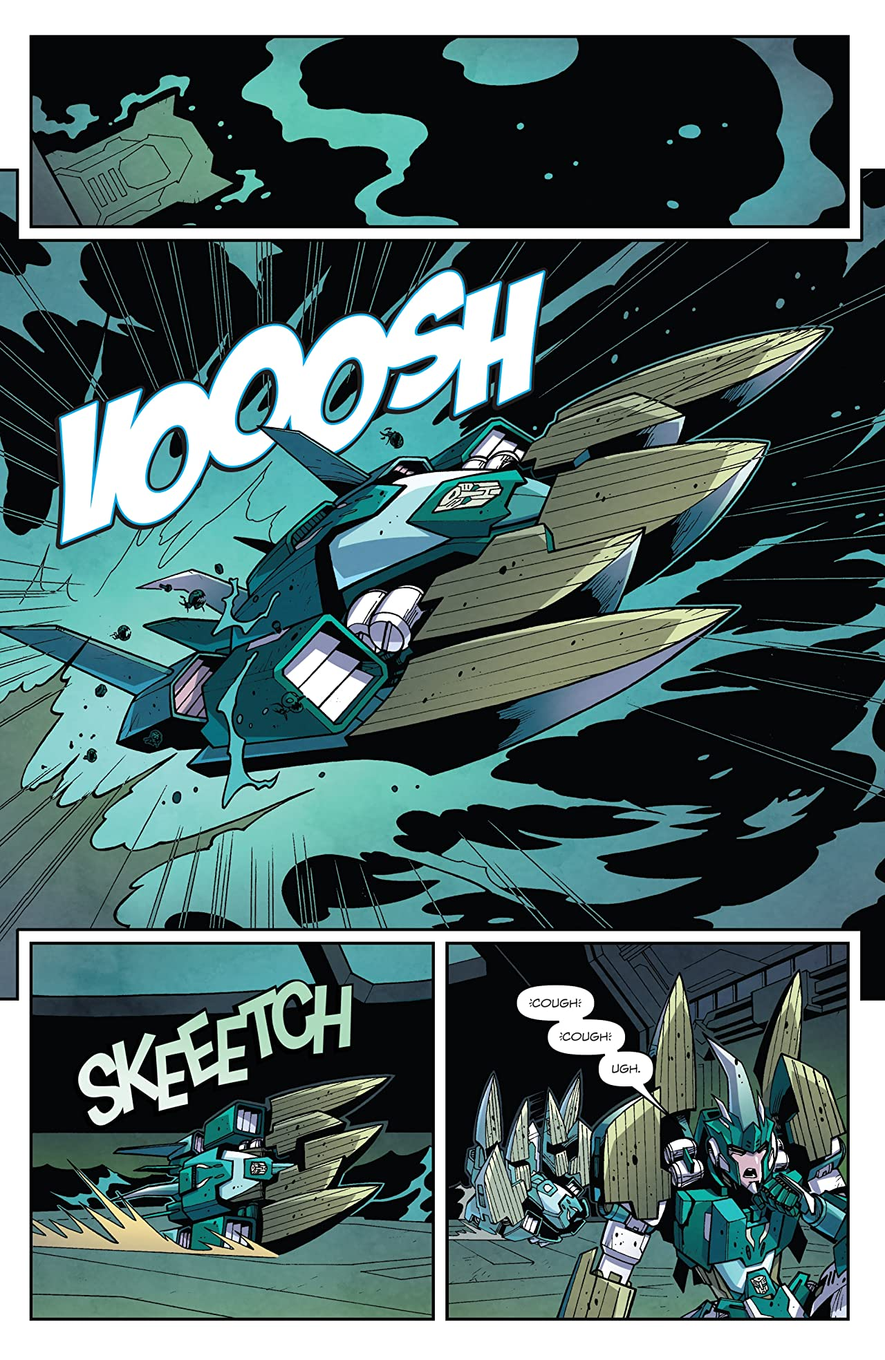 Transformers: Lost Light #12